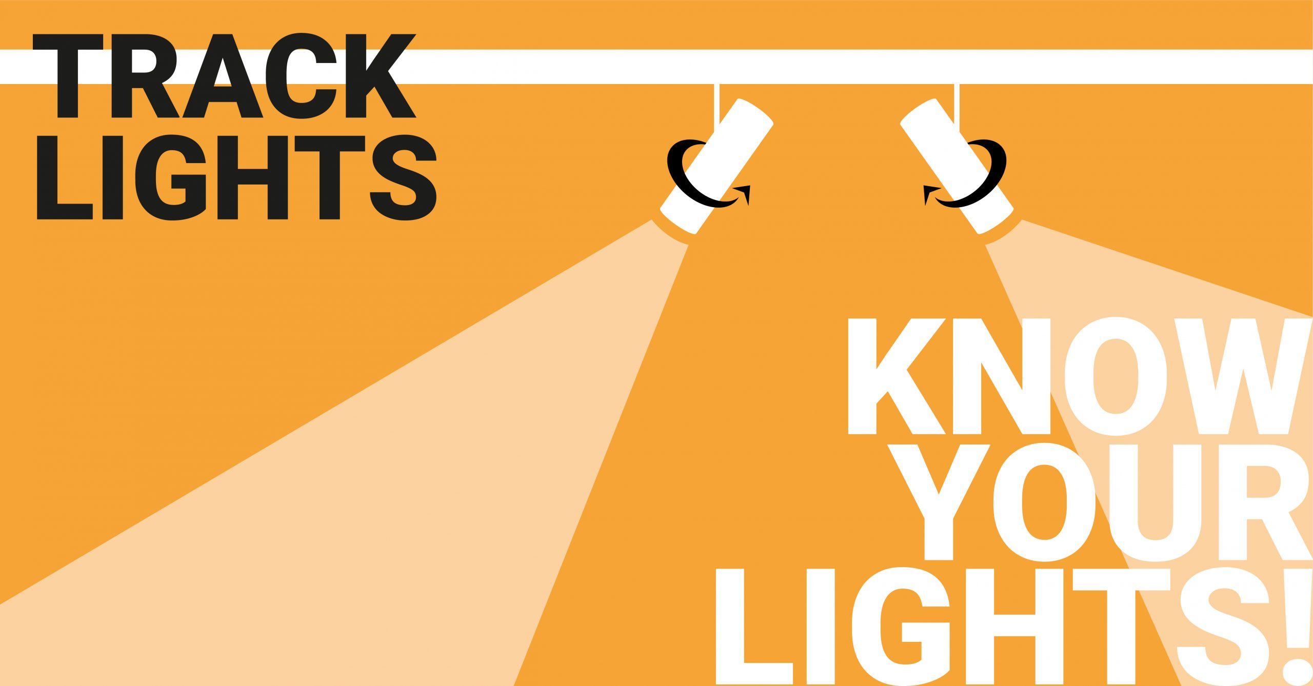 What are track lights