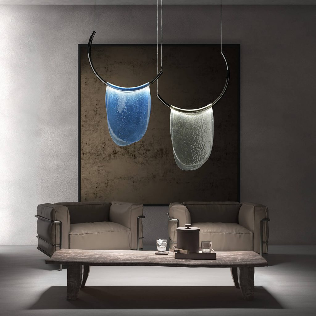 Dali Pendant Lights by Italamp available by order at hom interiors Kuwait - www.homkw.com