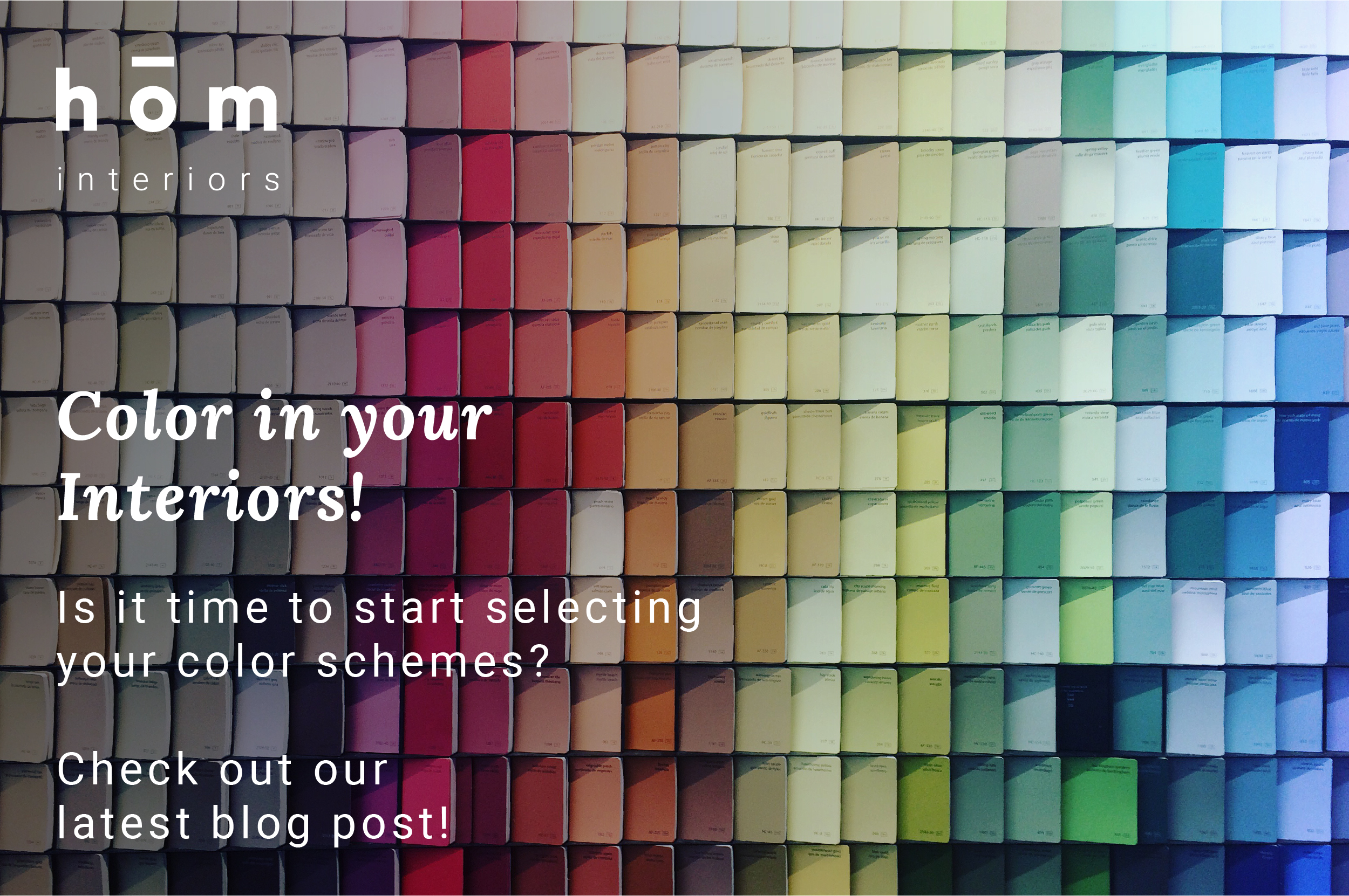 Color theory in Interior Design - interior design services and materials at hom interiors Kuwait - www.homkw.com