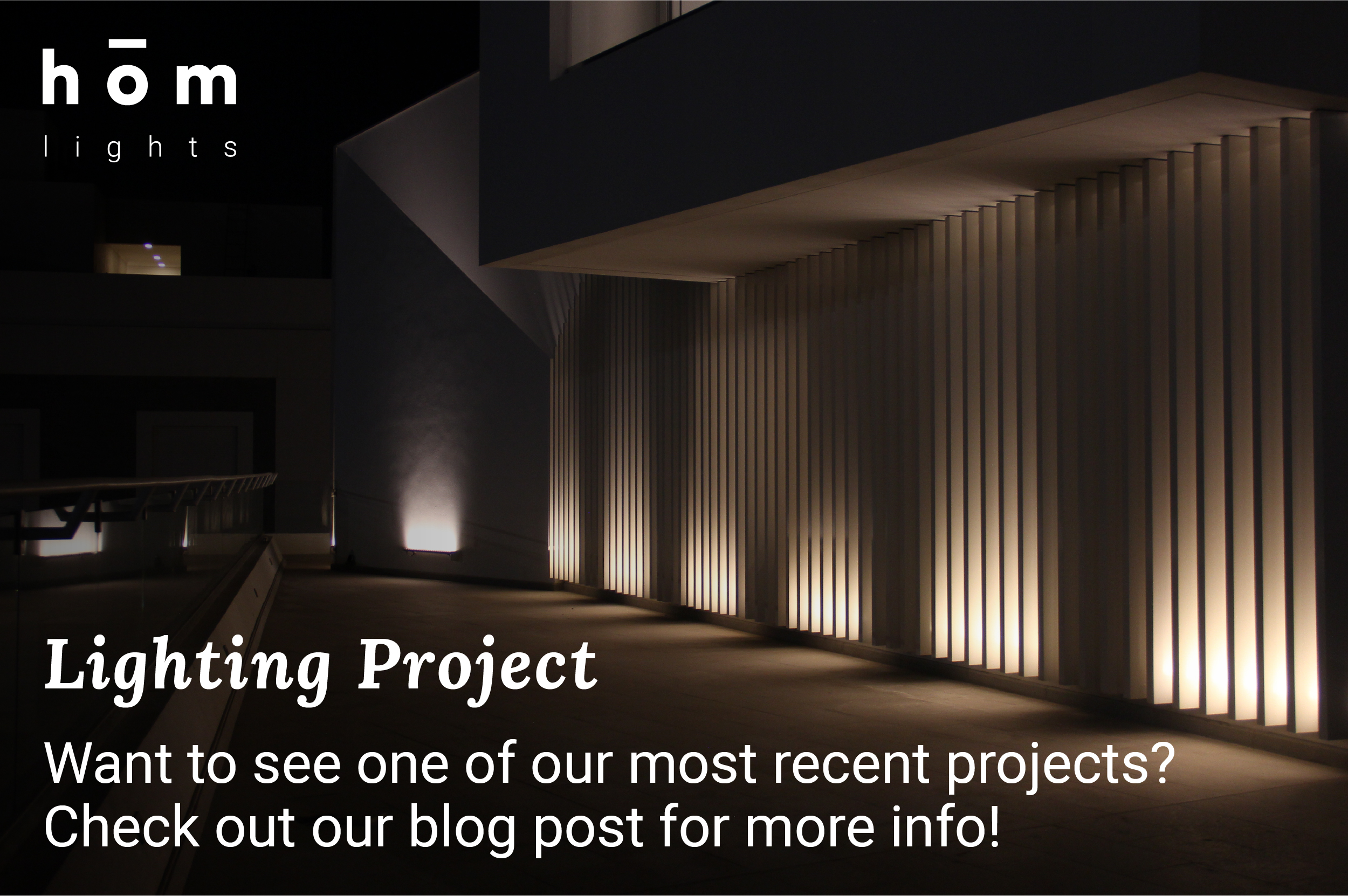Private Villa Lighting Design and Supply in Kuwait - www.homkw.com