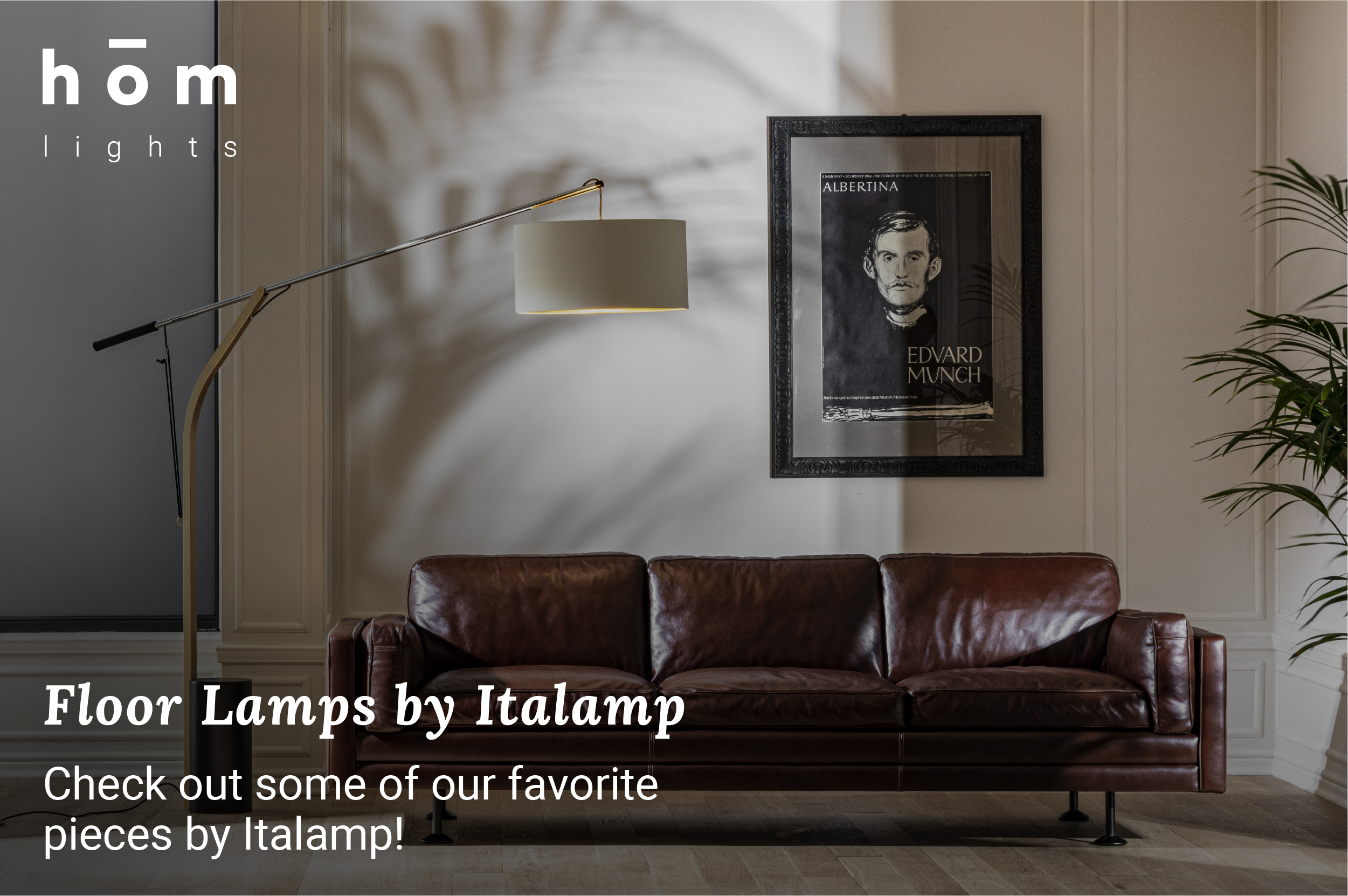 Floor Lamps by Italamp - available at homkw.com