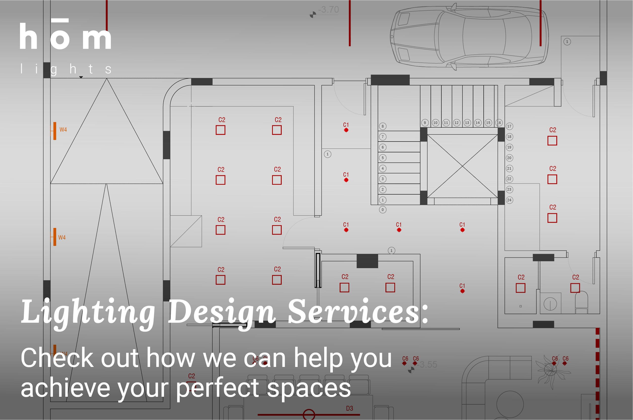 Lighting Design in Kuwait - homkw.com